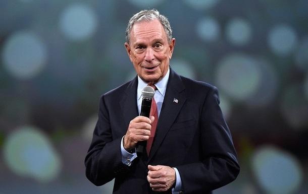Экс-мэр Нью-Йорка составит конкуренцию Трампу на выборах
