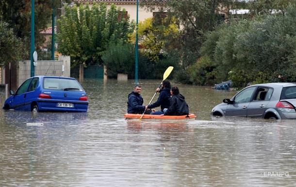 Франция и Италия пострадали от дождей, есть жертвы