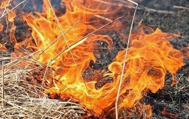 На Донбасі через обстріл виникла пожежа - штаб ООС