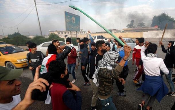 В Іраку за один день загинуло 13 протестувальників