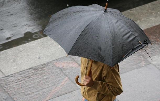 Погода на неделю: пасмурно и дождливо