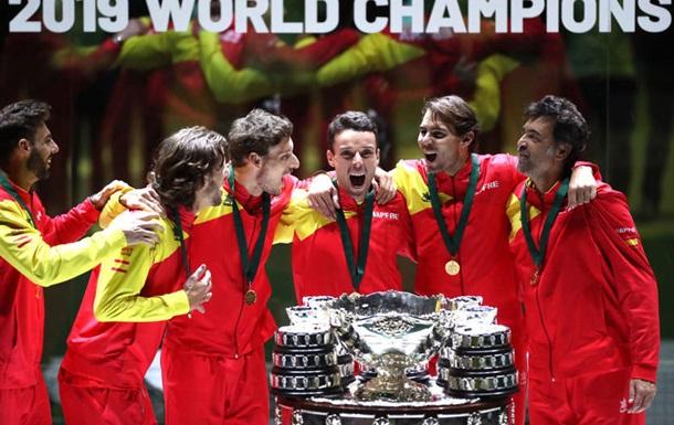 Испания выиграла Кубок Дэвиса