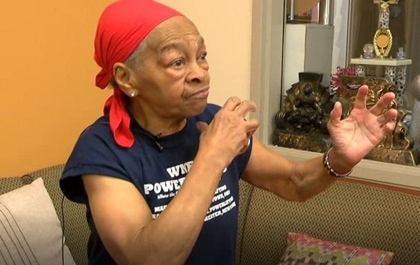 Пенсионерка-бодибилдер расправилась с забравшимся в ее дом злоумышленником