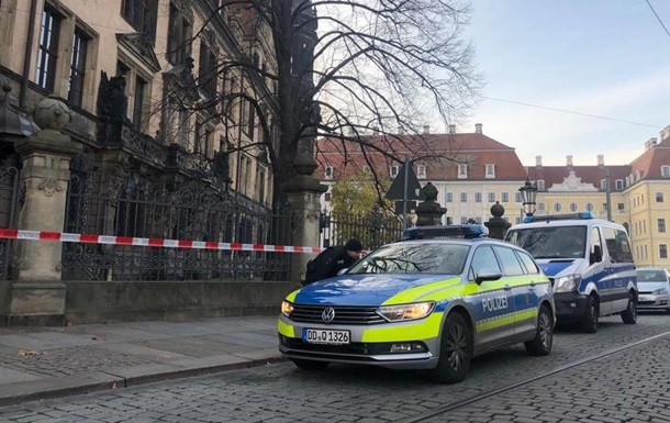 Дрезденский музей ограбили на миллиард евро