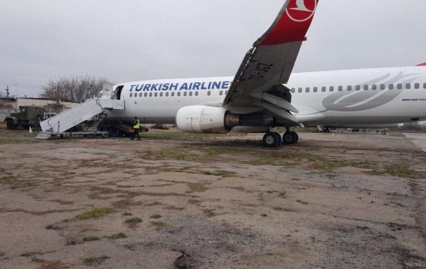 Turkish Airlines отложила все полеты в Одессу до зимы
