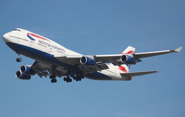 Boeing 747 установил  прощальный  рекорд