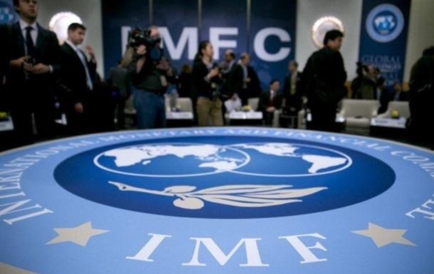 У МВФ оцінили роботу місії в Україні