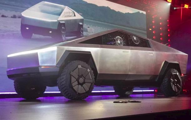 Cybertruck від Tesla та інші спірні автомобілі