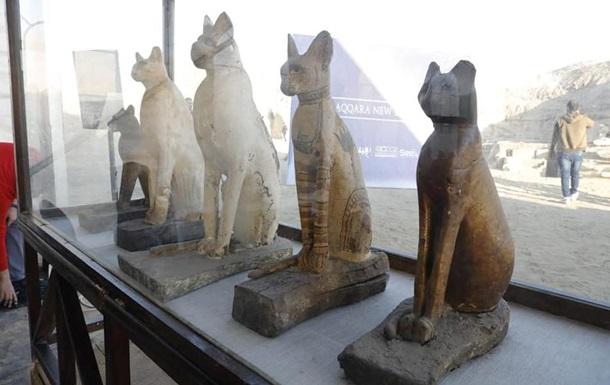У Єгипті знайшли найдавнішу схованку зі скарбами
