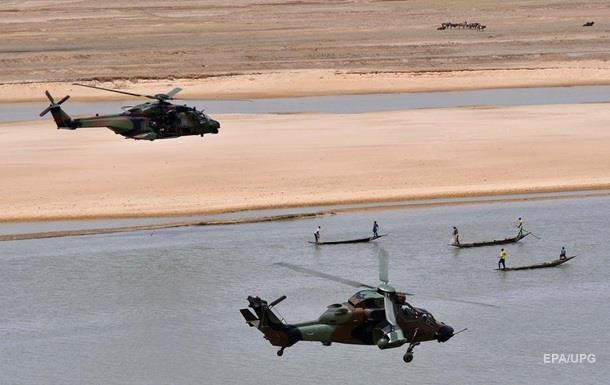 В Мали столкнулись вертолеты: погибли 13 французских военных
