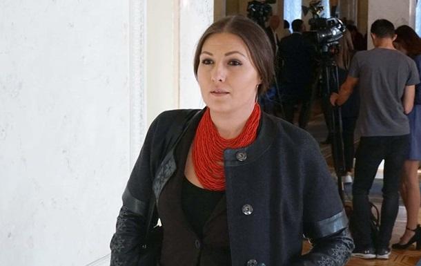 Федина прокомментировала подозрение ГБР