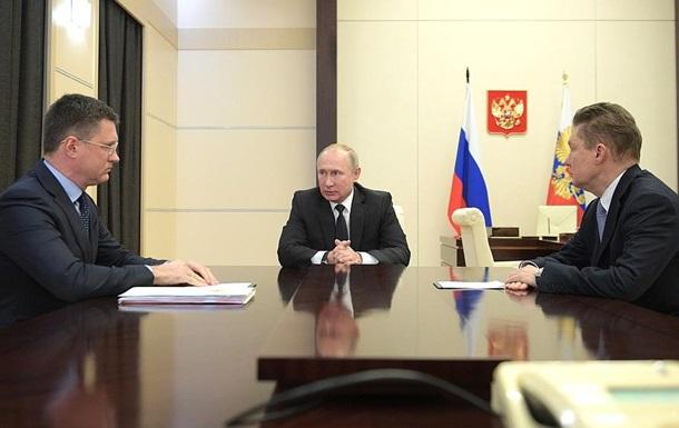 Путін розповів про останню розмову із Зеленським
