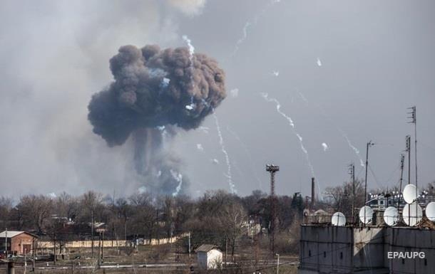 Взрывы в Балаклее: названа основная версия следствия