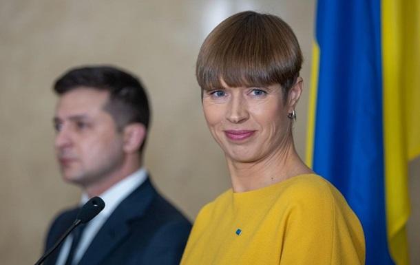 Царит страх : президент Эстонии после поездки на Донбасс