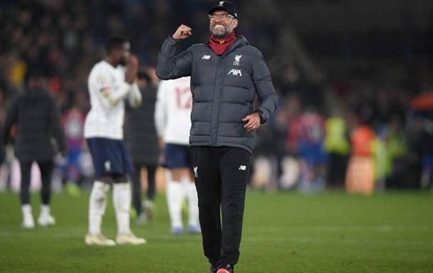 Клопп стал лучшим клубным тренером 2019 года по версии IFFHS