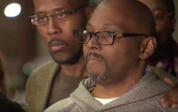 Три американца отсидели 36 лет по фальсифицированному обвинению