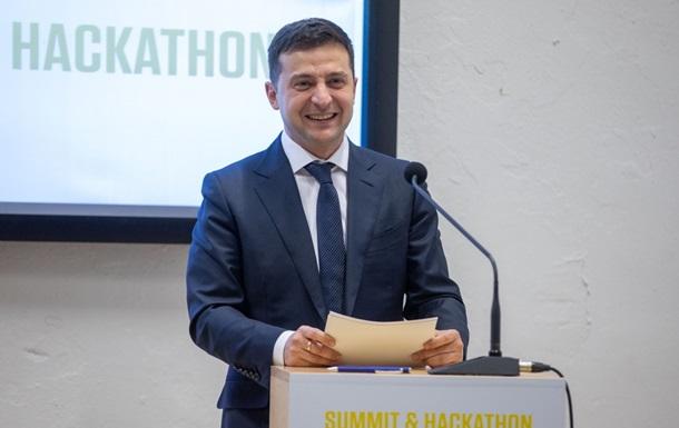 Зеленский рассказал о  государстве в смартфоне