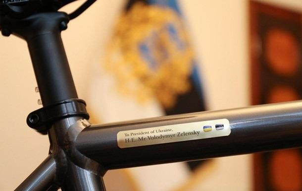 Велосипед для президента