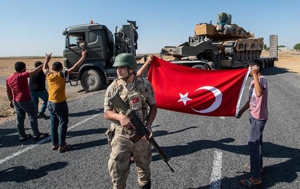 Туреччина продовжить операцію в Сирії