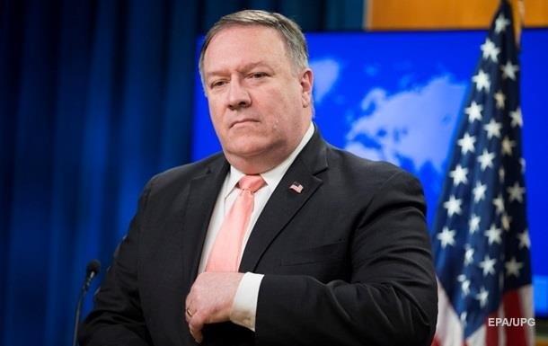 Помпео утверждает, что политика США относительно Украины была успешной