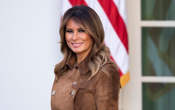 Дружину Трампа освистали на молодіжній конференції
