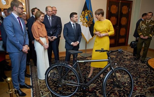 Итоги 26.11: Эстонский велосипед и новая монета