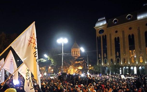 Протесты в Грузии: шах и мат