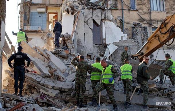 Кількість жертв землетрусу в Албанії досягла 27 осіб