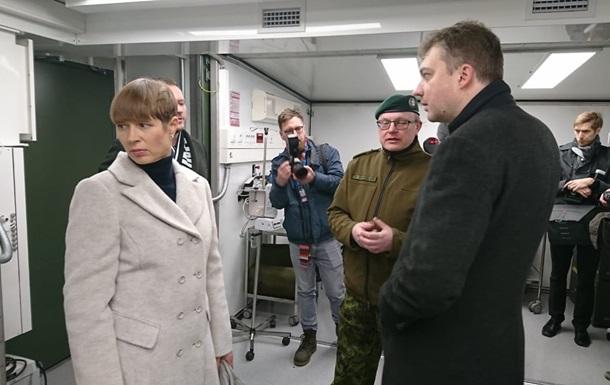 На Херсонщині запустять проект тероборони за естонською моделлю