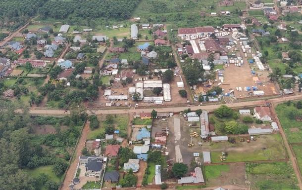 Українські миротворці допомогли евакуювати людей з бази ООН у Конго