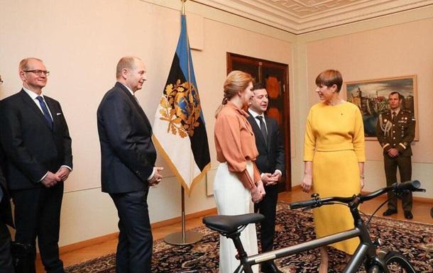 Прозорий натяк від естонського президента
