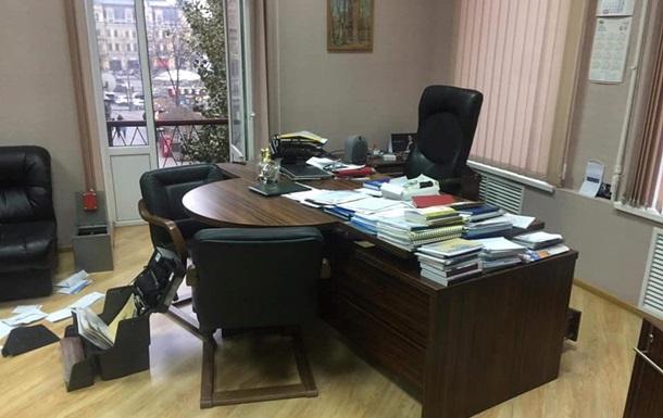 У центрі Києва обікрали офіс спілки журналістів
