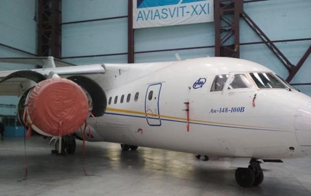 В Україні продають літак Ан-148 для погашення боргів із зарплати