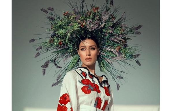 Міс Україна-Всесвіт показала конкурсну сукню