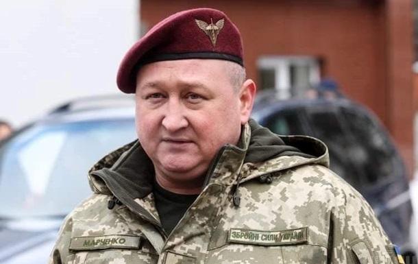 Справа бронежилетів: генералу Марченку продовжили арешт і зменшили заставу