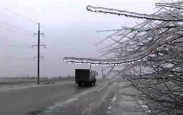 На Луганщине обесточены 12 населенных пунктов