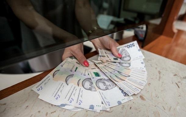 Стало відомо, як зросла зарплата в Україні за рік