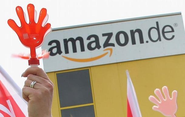 У  чорну п ятницю  співробітники Amazon у ФРН почали страйк