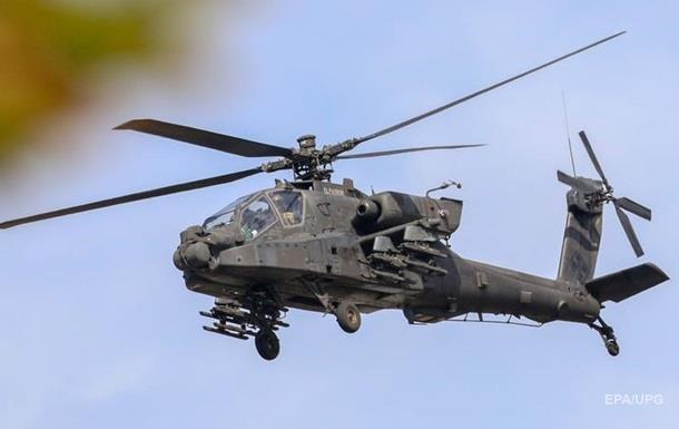 Хуситы заявили об уничтожении вертолета Apache