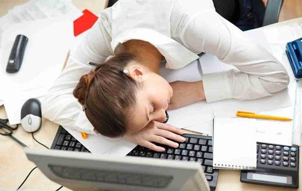 Знайдена причина хронічної втоми