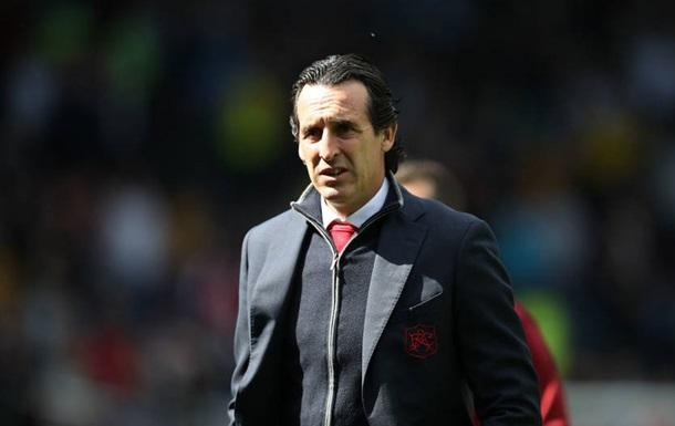 Арсенал объявил об увольнении Эмери