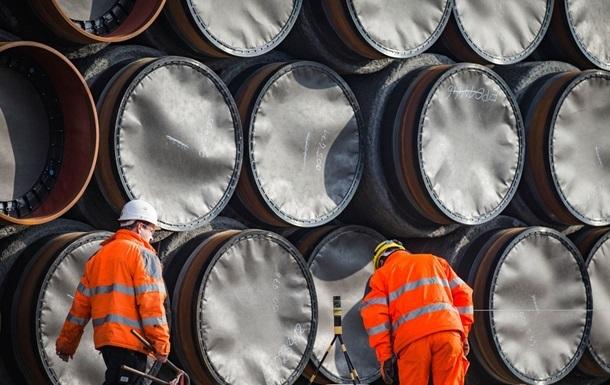 У Данії оскаржили дозвіл для Nord Stream-2