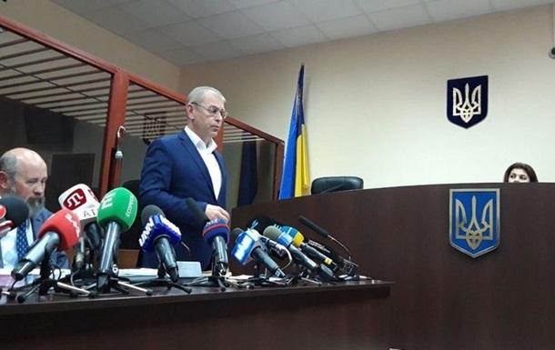 Суд на два місяці продовжив арешт Пашинського