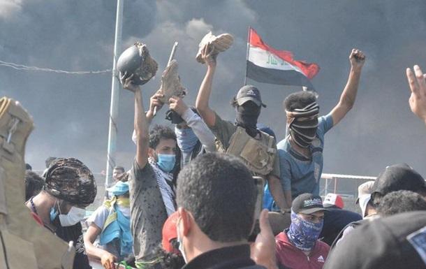 Протести в Іраку: кількість загиблих перевищила 400 осіб