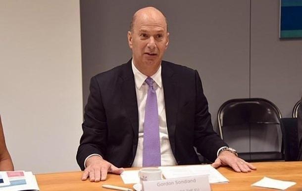 Сондленд не намерен идти в отставку из-за секс-скандала