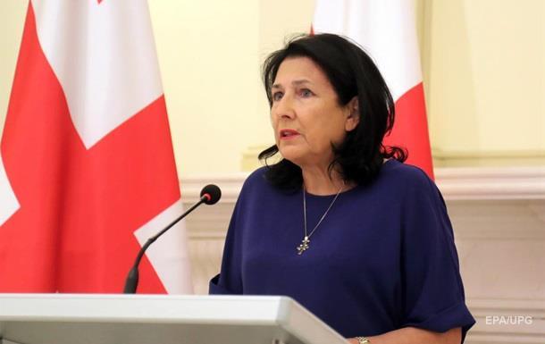 Посол: Президент Грузії відвідає Україну