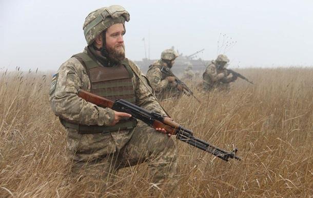 На Донбасі сім обстрілів за добу, у ЗСУ втрати