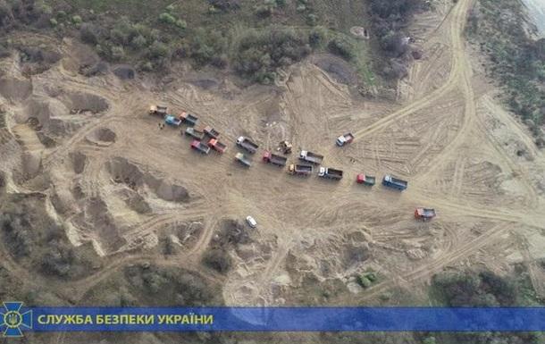 На Буковині вкрали піску на 90 мільйонів гривень