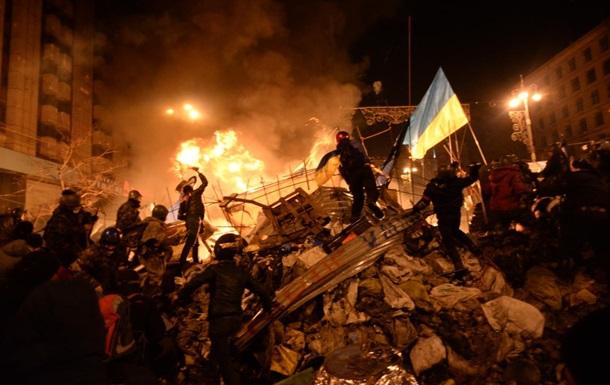 Майдан Вторгнення Росії Втрата територій Рух по колу
