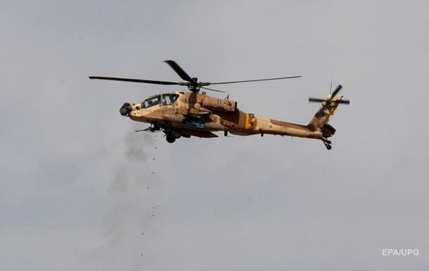 Американский Apache сбили советской ракетой - СМИ
